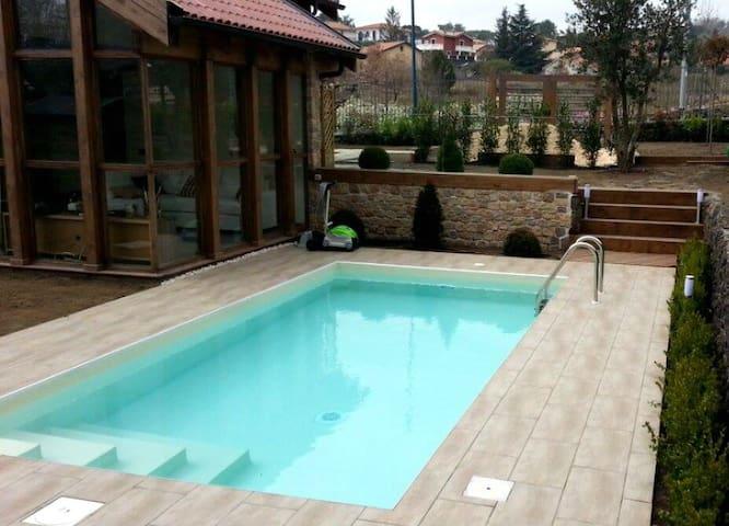 Villa Bosco con piscina privata riscaldata - Pedara - Vila
