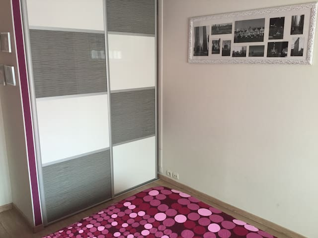 Chambre et salle de bain privative - Villeparisis - Apartament