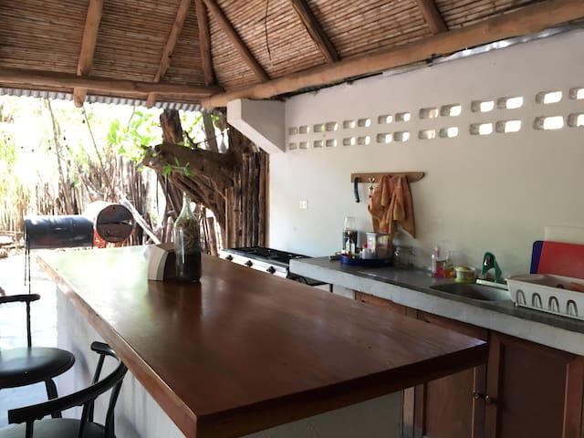 The Pipe House, hostel by the beach - Playa Grande - Hostel