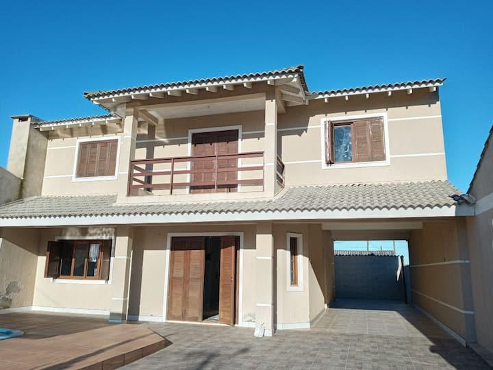 Casa a Beira Mar 5 quartos piscina 2 churrasqueira