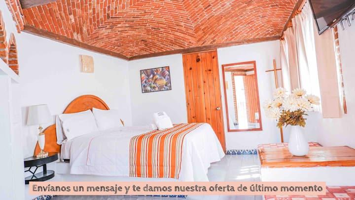 Suite STD (Queen Size) - Hotel Zona Centro.