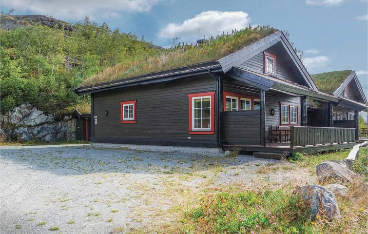 Holiday cottage with 4 bedrooms on 140m² in Hemsedal