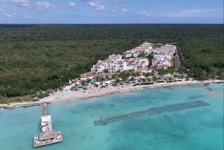 Cadaqués Caribe Bayahibe sea view  2bdr+2bath apt - Bayahibe - Apartment
