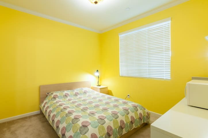 Private Room with Bath - Milpitas - Milpitas - Haus