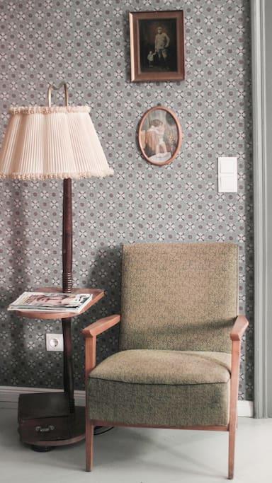 other corner of living room
