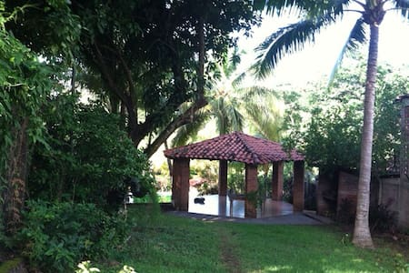 TROPICAL SANCTUARY IN GATED COMMUNITY