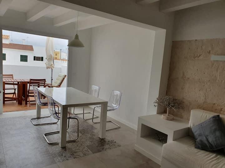 Apartamento menorquín