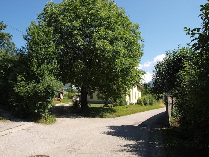 FeWo 9 km von Klagenfurt in ruhiger Lage für 2+2
