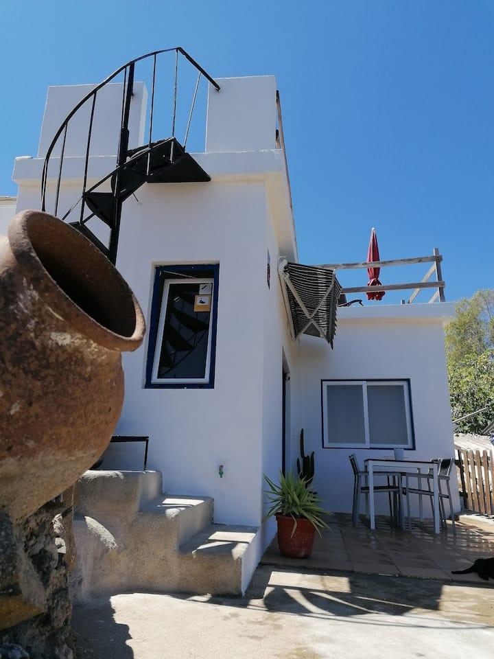 A Casa do Álamo Moradia  Guadiana e Praia Algarve