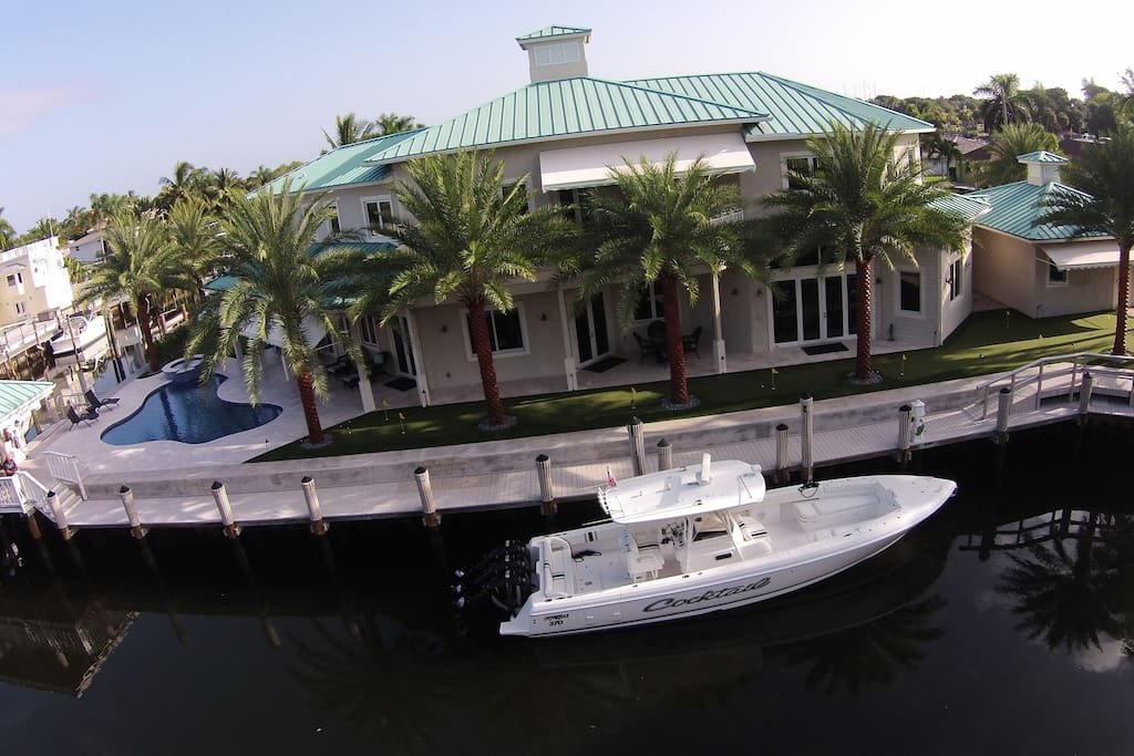 Waterfront Oasis Houses For Rent In Palm Beach Gardens Florida United States