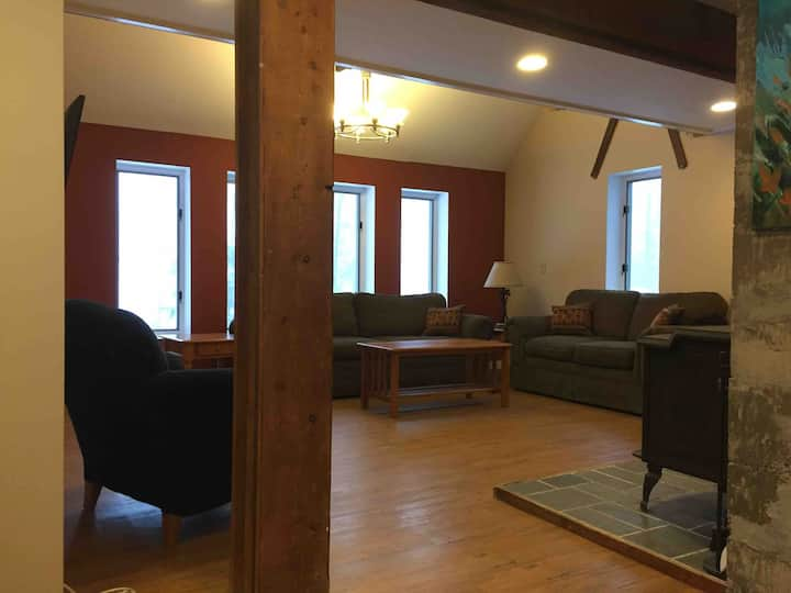 Killington Ski Chalet | Sunset Views w Fireplaces