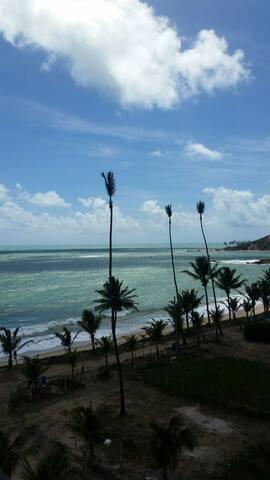 Cobertura Beira Mar - conde - Apartment