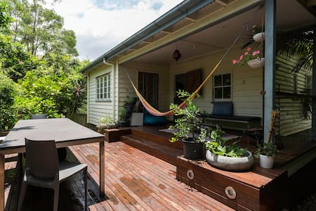 Charming authentic Queenslander - Tarragindi - 独立屋