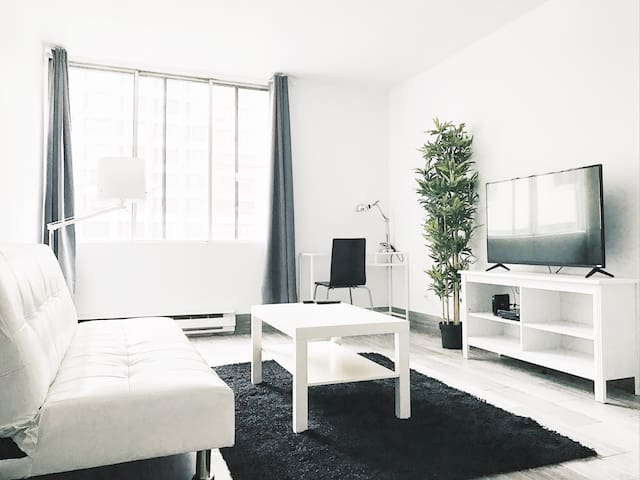 [Parking] Beautiful Flat in Downtown Montréal - Montréal - Apartment