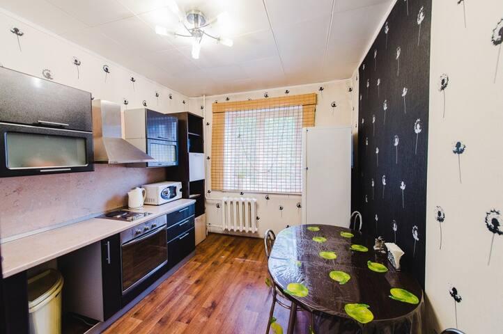 1-комнатная квартира № 1, ул. Угданская 8