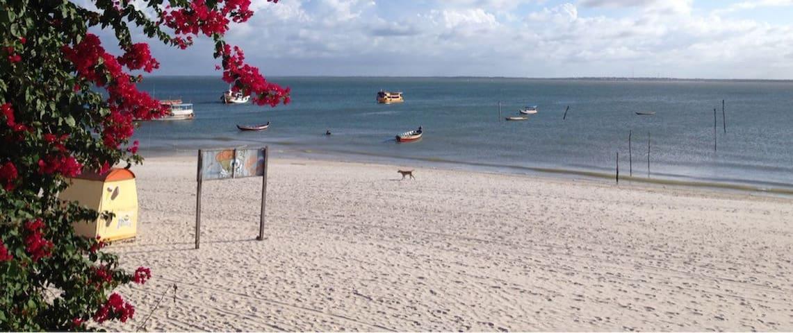 Casa de praia na ilha de Algodoal