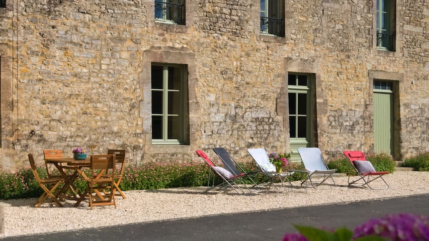 Château de Monceaux - Aile Sud - à 5min de Bayeux
