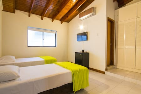 Alcatraz Suite (5min from the beach) - San Andres
