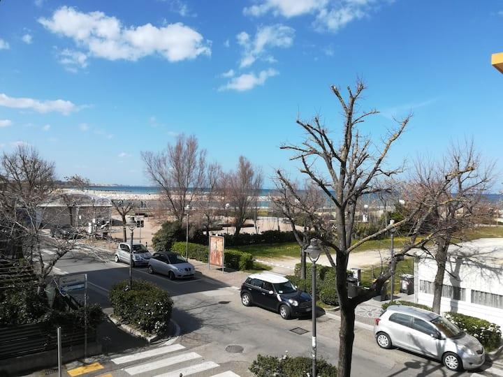 Rimini Casa Vacanze Vista Mare