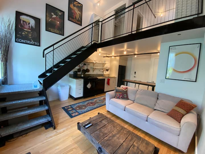 Urban Loft in the Heart of Downtown SLC