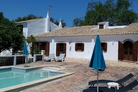 Peaceful, Secluded Quinta in The Algarve's Heart - São Romão