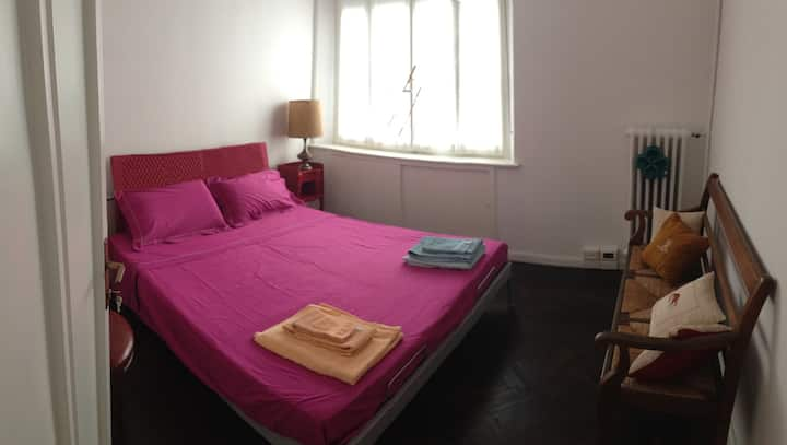 Udine, historical center, double room