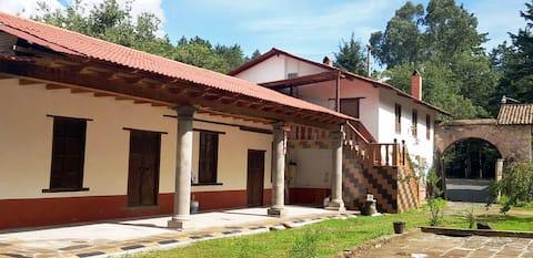 Casa de campo Hacienda Concepción de Borda