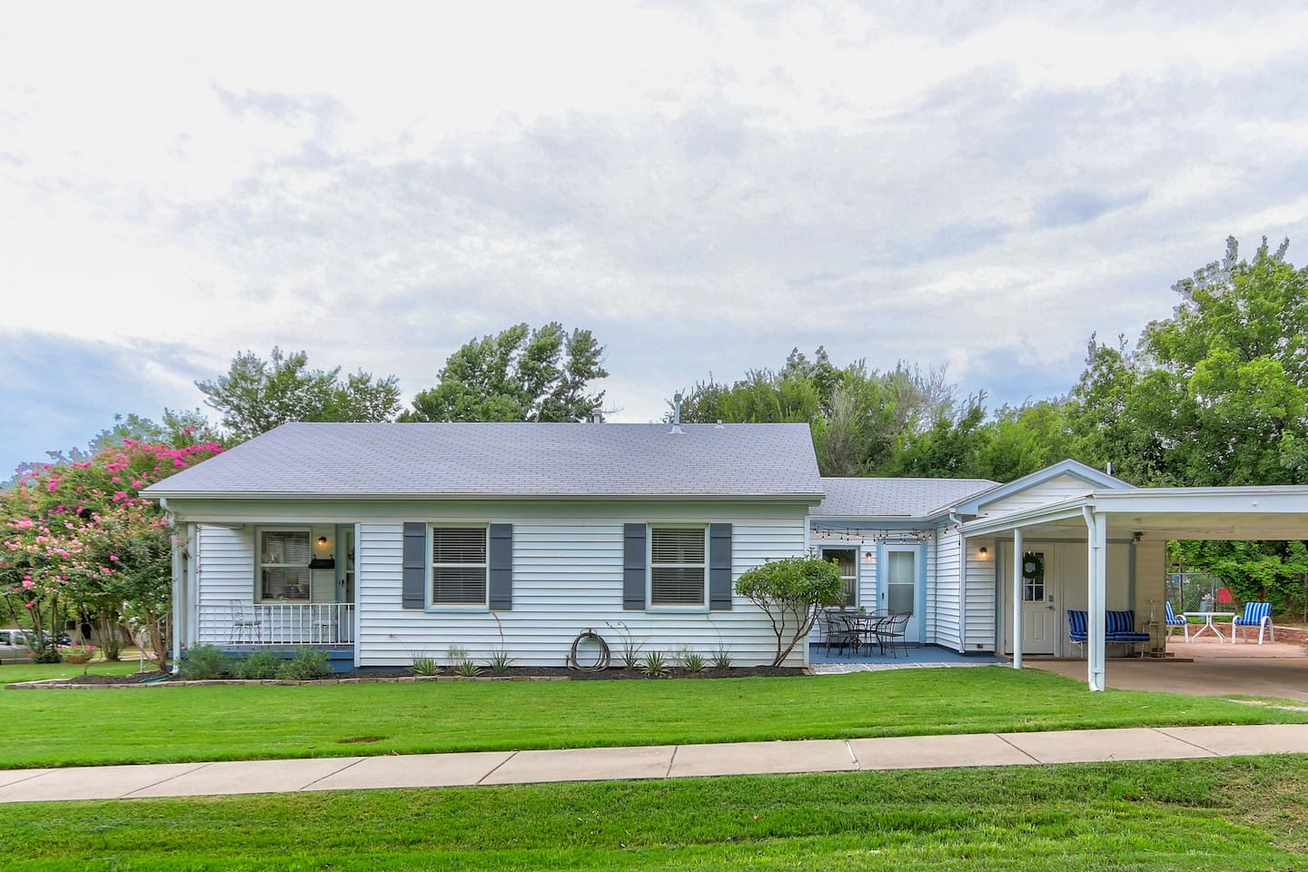 Amazing Bungalow with updated exterior to match gorgeous interior!