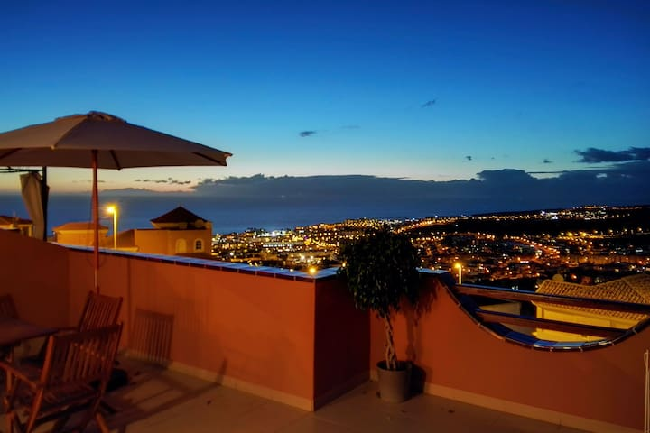 Apartament Blanco  Tenerife - Costa Adeje - Apartemen
