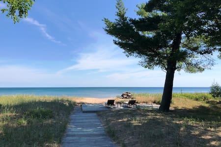 Superior Beach Estate, The Hamptons of the U.P.