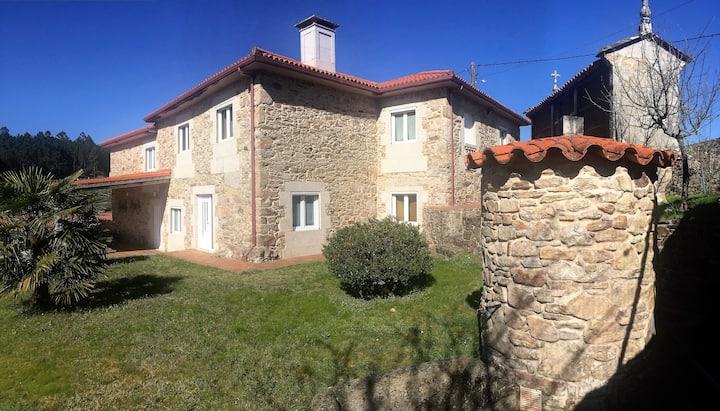 Casa entorno rural de Santiago