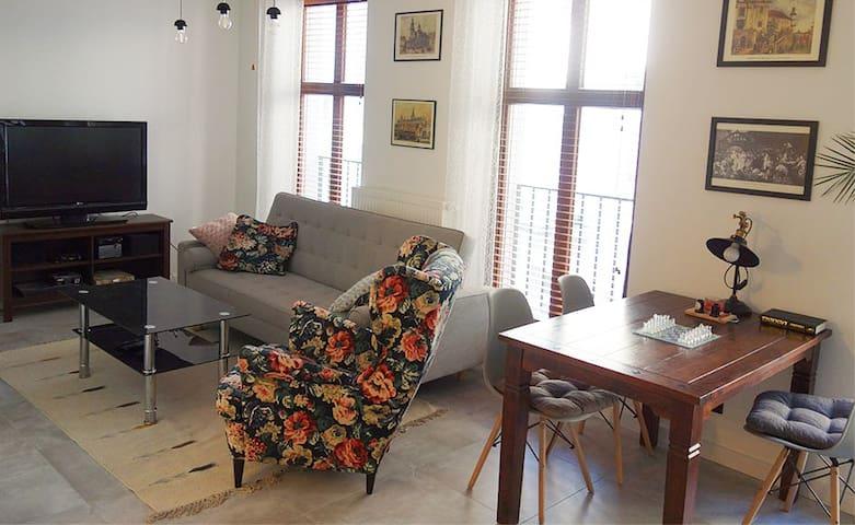Przytulny apartament na Kazimierzu/Stare Miasto