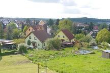 Tor zur Sächsischen Schweiz nahe Dresden