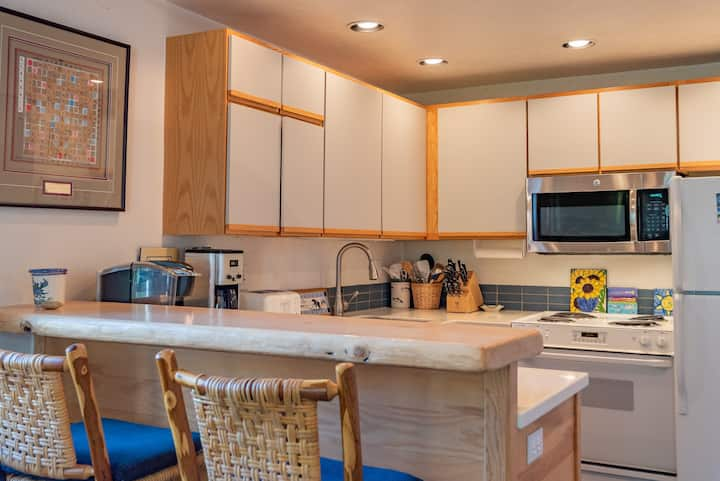 As Close As You Can Get to Bald Mt. Warm Springs Lifts!  | 2 Bedroom, 2 Bathroom