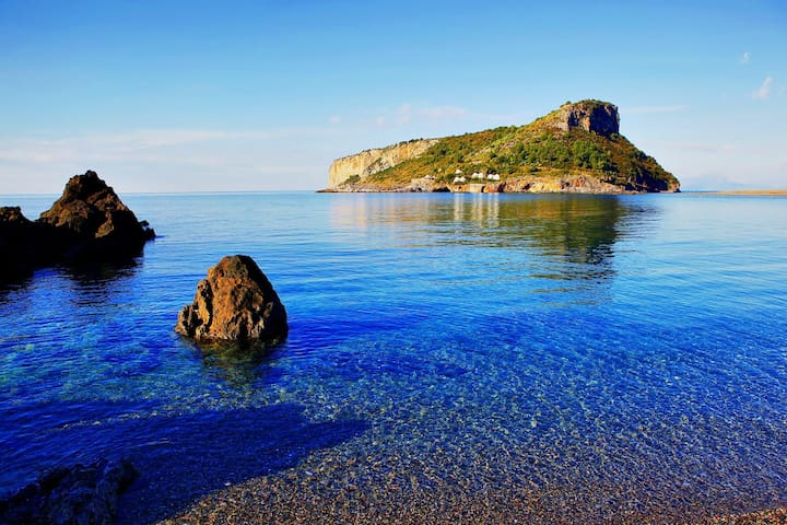 "Praia a Mare "" Dino Island"""