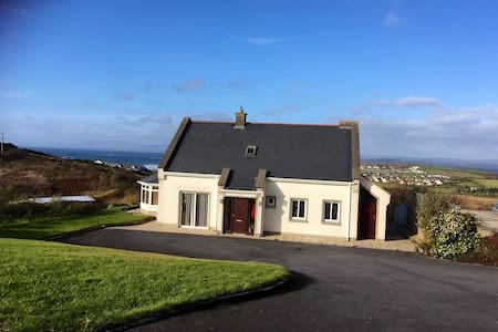 Stunning Sea View accommodation in Rossnowlagh