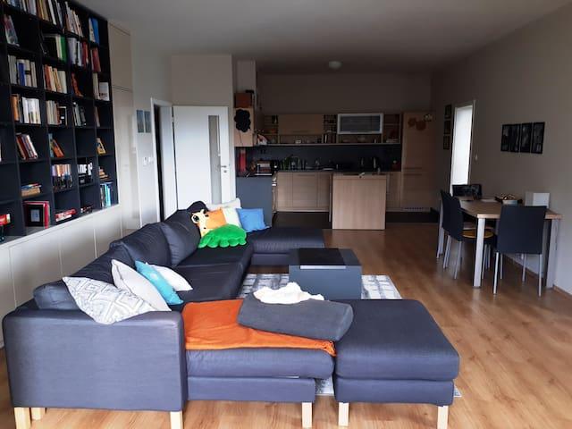 Apartmán na Rostisl. náměstí