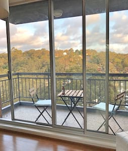 Stunning Riverview Penthouse great location - Lane Cove - Apartemen
