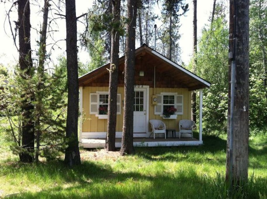 hansel and gretel s hideaway cabins for rent in mccall