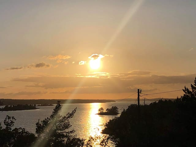 Rutsberg på solsidan i Västervik