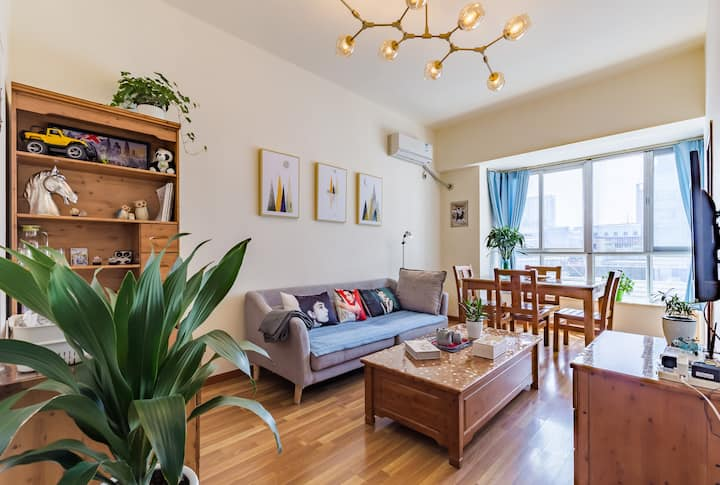 【新房特惠】【本家1】地铁口/宽窄巷子/春熙路整套公寓