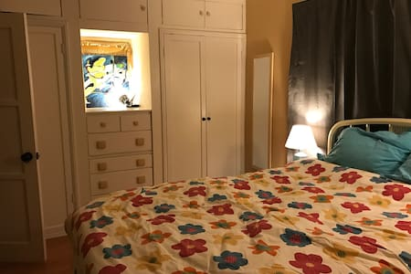 Charming Private Bedroom, Pool near Disneyland! - Santa Ana - Haus