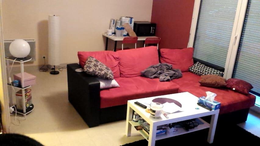 Appartement T2 proche Rennes - Pacé - Wohnung