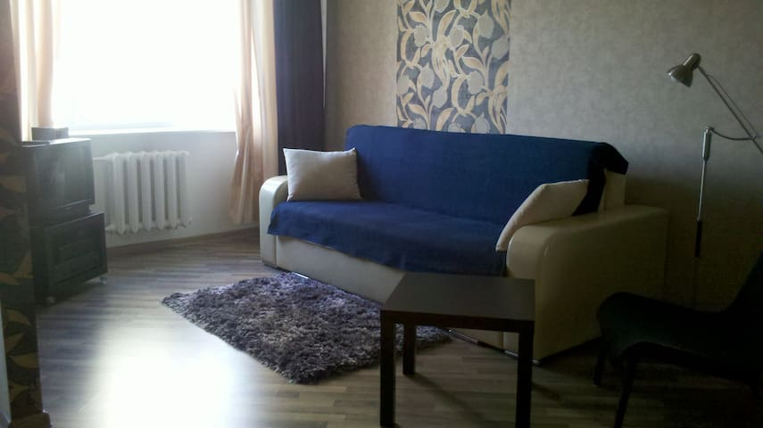 Gold'n Tulip Студия в центре Минска - มินสค์