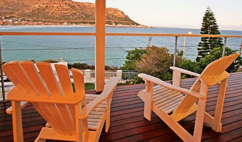 Beach and Bay B 'n B Fish Hoek - Cidade do Cabo - Bed & Breakfast