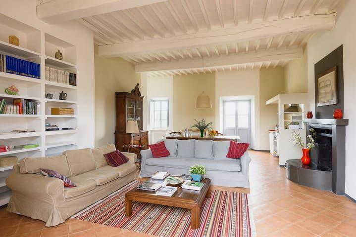 Borgo Personatina - La Scala -Siena - Sovicille - Appartement