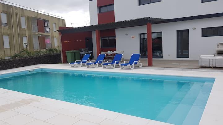 Vivenda de Luxo Praia Populo com piscina!