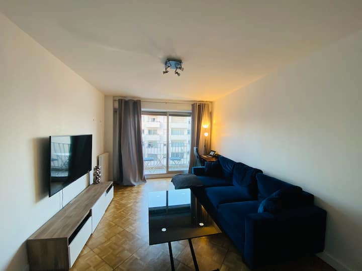 Appartement proche centre commercial Beaugrenelle