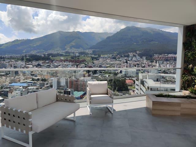 Modern Conveniences in Central Quito