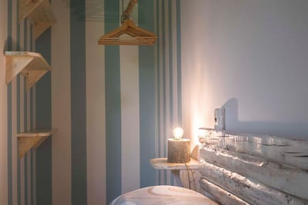 Camera da letto Ostro - Otranto - Bed & Breakfast